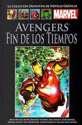 La Colección Definitiva de Novelas Gráficas Marvel (Cartoné) #129
