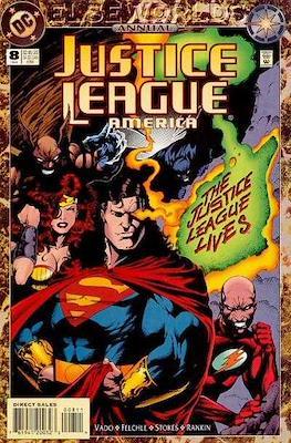 Justice League Annual (Comic Book) #8