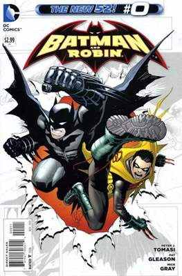 Batman and Robin Vol. 2 (2011-2015) #0