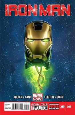 Iron Man (Vol. 5 2012-2014) (Comic-Book) #5