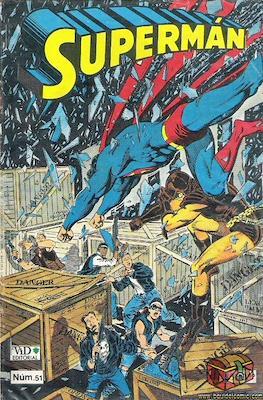 Supermán (1986-2001) (Grapa) #51