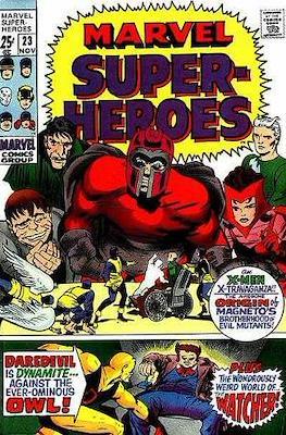 Marvel Super-Heroes (Grapa) #23