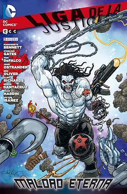 Liga de la Justicia: Maldad Eterna (Rústica 96 pp) #3