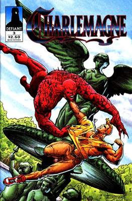 Charlemagne (Comic Book 52-36 pp) #3