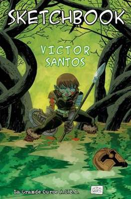 Sketchbook Víctor Santos