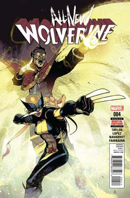 All-New Wolverine (2016-) #4