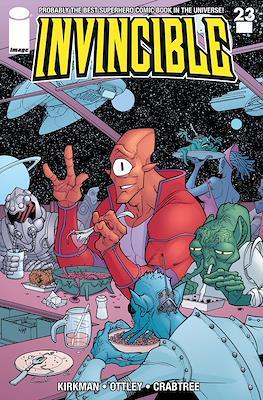 Invincible (Comic-book) #23