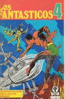 Los Fantásticos 4 (Grapa) #2