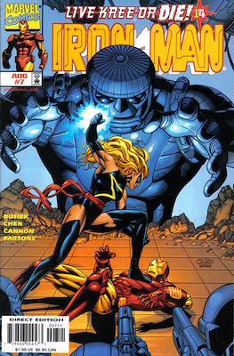 Iron Man Vol. 3 (1998-2004) (Comic Book) #7