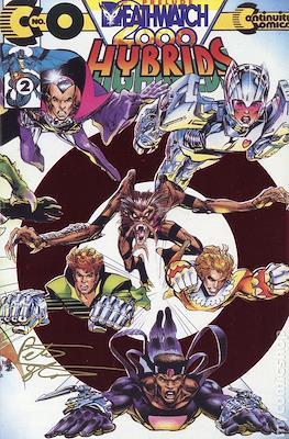 Hybrids Deathwatch 2000 (1993) (Comic Book) #0