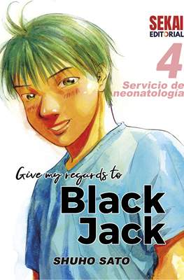 Give my regards to Black Jack (Rústica) #4