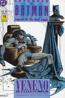 Leyendas de Batman. Legends of the Dark Knight #18
