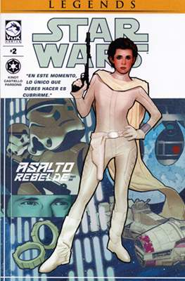 Star Wars: Asalto Rebelde (Grapas) #2