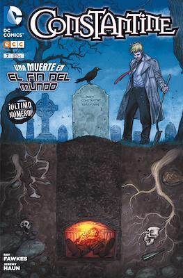 Constantine. Nuevo Universo DC (Rústica.) #7