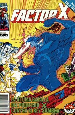 Factor-X Vol. 1 (1988-1995) (Grapa 32 pp) #54