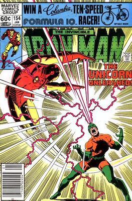 Iron Man Vol. 1 (1968-1996) (Comic book) #154