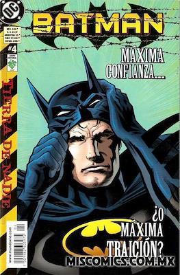 Batman: Tierra de nadie (Grapa) #4