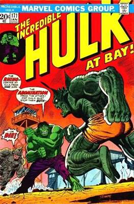 The Incredible Hulk Vol. 1 (1962-1999) (Comic Book) #171
