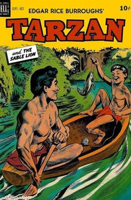 Tarzan (Comic-book) #11