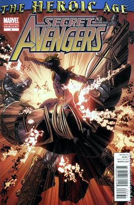 Secret Avengers Vol. 1 (2010-2013 Variant Covers) #3.1