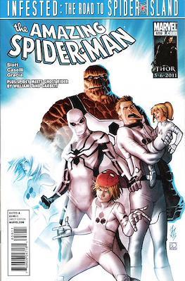 The Amazing Spider-Man Vol. 2 (1999-2014) #659