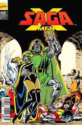 X-Men / X-Men Saga (Broché) #19