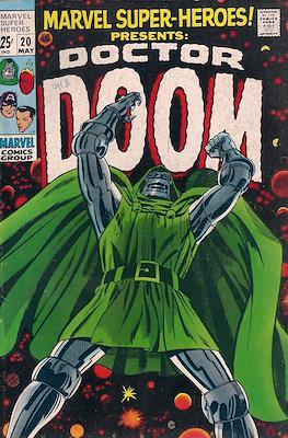 Marvel Super-Heroes (Grapa) #20