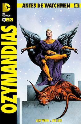 Antes de Watchmen: Ozymandias (Grapa 36-32 pp) #4