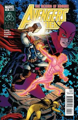 Avengers Academy (2010-2013) #11