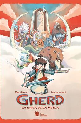 Gherd. La chica de la niebla (Cartoné 160 pp)