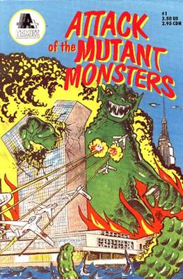 Attack of the Mutant Monsters