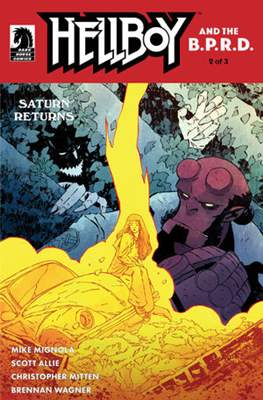 Hellboy and the B.P.R.D: Saturn Returns (Comic Book) #2