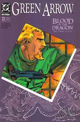 Green Arrow Vol. 2 (Comic-book.) #23
