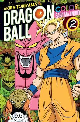 Dragon Ball Color: Saga Majin Boo #2