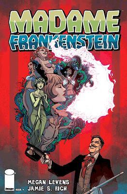 Madame Frankenstein (Grapa) #4