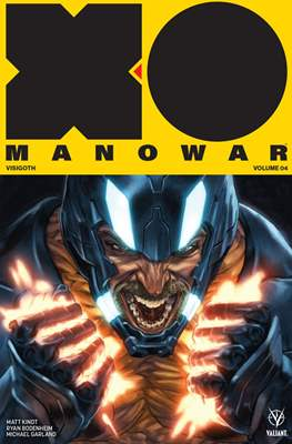 X-O Manowar (2017) (Softcover) #4