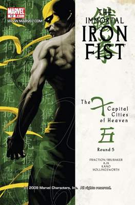 The Immortal Iron Fist (2007-2009) (Digital) #12