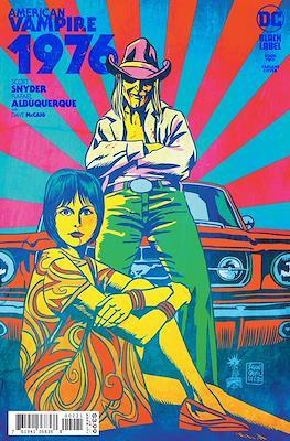 American Vampire 1976 (Variant Cover) #2