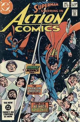 Action Comics Vol. 1 (1938-2011; 2016-) (Comic Book) #548
