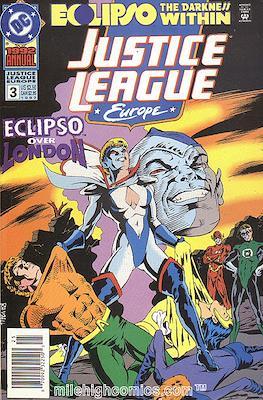 Justice League Europe Annual (grapa) #3