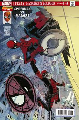 Spiderman Vol. 7 / Spiderman Superior / El Asombroso Spiderman (2006-) (Rústica) #146