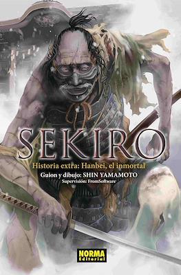 Sekiro - Historia extra: Hanbei, el inmortal (Rústica con sobrecubierta) #