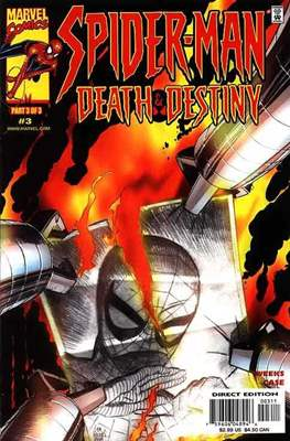 Spider-Man: Death & Destiny (comic grapa usa) #3