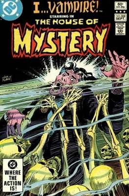 The House of Mystery (Grapa) #308