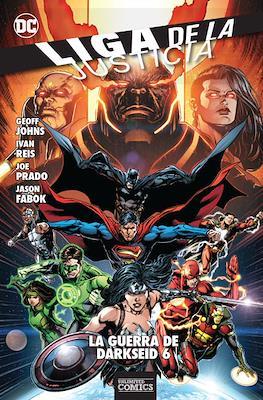 Liga de la Justicia: La Guerra de Darkseid (Rústica) #6