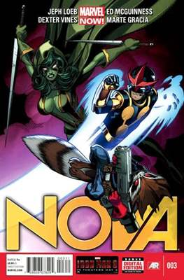 Nova Vol. 5 (Comic-Book) #3