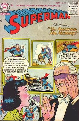 Superman Vol. 1 / Adventures of Superman Vol. 1 (1939-2011) (Comic Book) #97