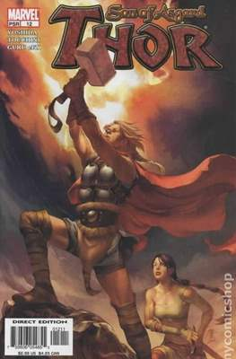 Thor: Son of Asgard (2004-2005) (Comic Book) #12
