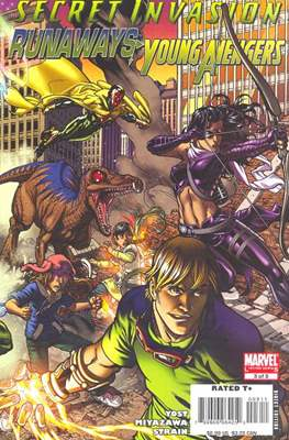 Secret Invasion: Runaways / Young Avengers (Comic Book) #3