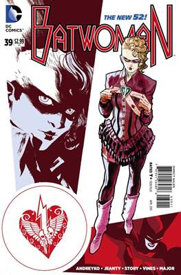 Batwoman Vol. 1 (2011-2015) (Comic-book) #39